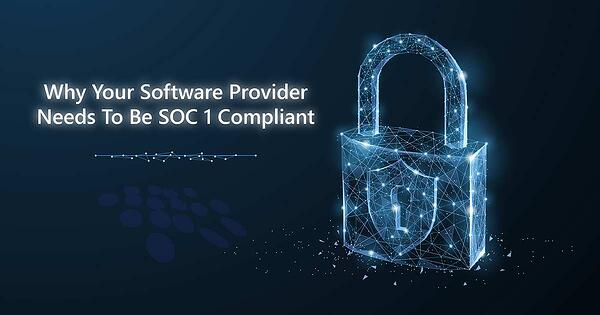 CobbleStone Software maintains SOC 1 compliance for better data security.