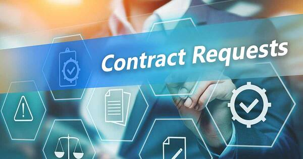 CobbleStone Software's Contract Insight automates contract requests.