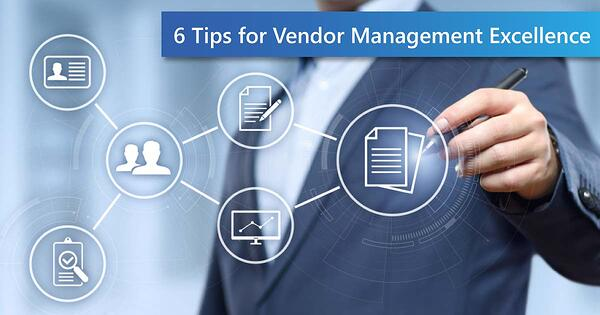CobbleStone helps achieve vendor management excellence.