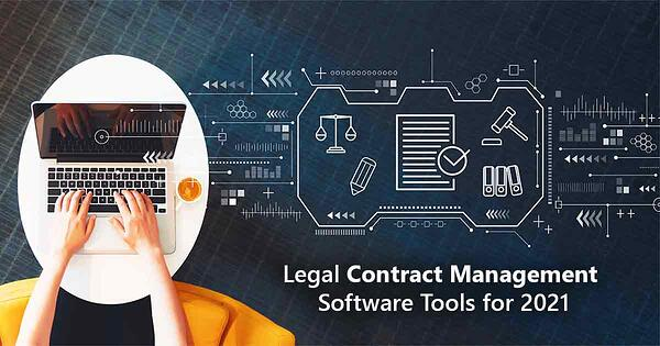 CobbleStone offers helpful legal contract management software tools for 2021.