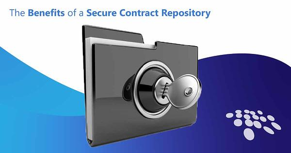 CobbleStone Software explains the benefits of a secure contract repository.