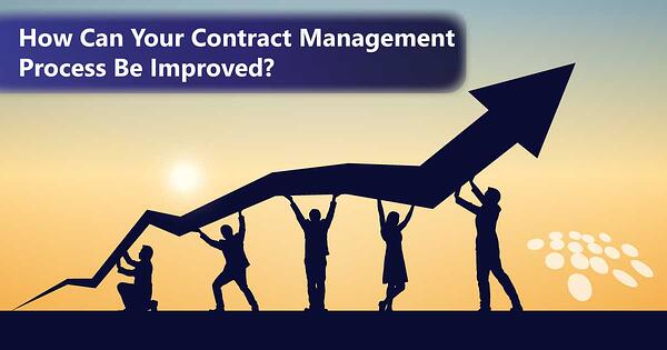 CobbleStone Software on how your contract management process can be improved.