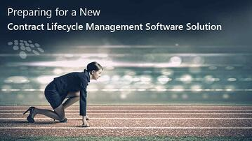 CobbleStone Software showcases how to prepare for a new contract lifecycle management software solution.