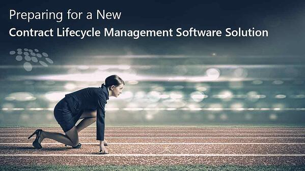 CobbleStone Software provides a guide for preparing for a new contract lifecycle management software solution.