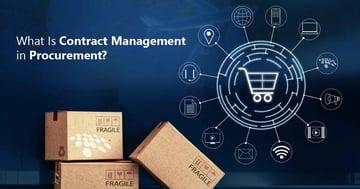 CobbleStone Software explains contract management in procurement.