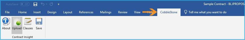 CobbleStone File Utility Document Upload