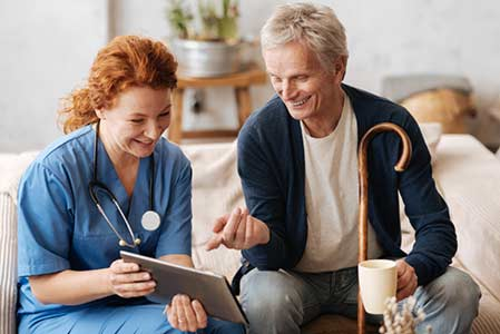 Contract Automation for the Home Health Industry