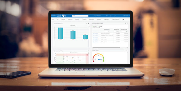 CobbleStone Software contract management software