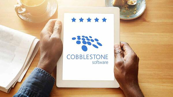 """CobbleStone Software Ranked """"5 out of 5"""" on Capterra"""