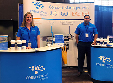CobbleStone Software at 2019 NY GovBuy