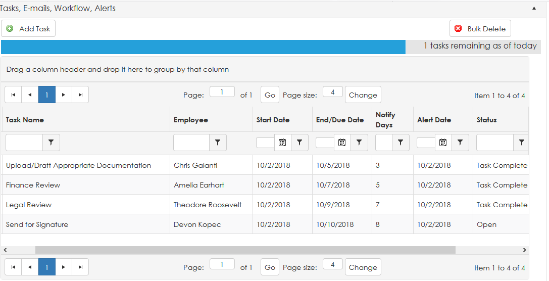 Contract Insight™ Workflows