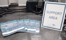 Cobblestone User Conference Support Area