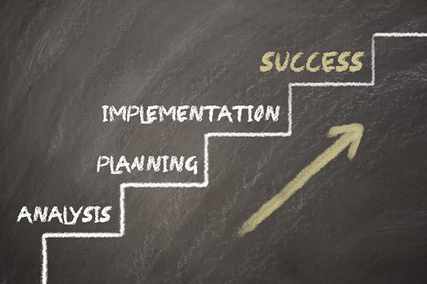 How to implement contract management software