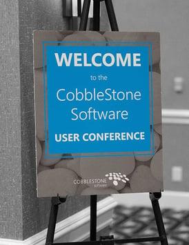 CobbleStone User Conference Welcome