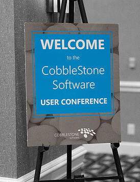 CobbleStone User Conference Welcome