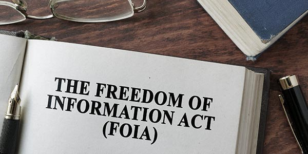 Streamlining FOIA requests