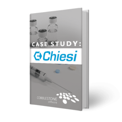 Download CobbleStone Software's Chiesi Case Study