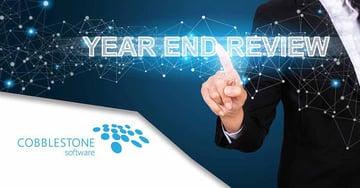 Review CobbleStone Software's 2019.