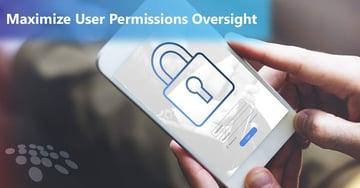 CobbleStone Software improves user permissions oversight.