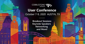 Learn more about CobbleStone's 2020 Contract Management Conference.
