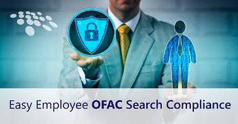 CobbleStone Software offers employee OFAC search for optimized compliance.