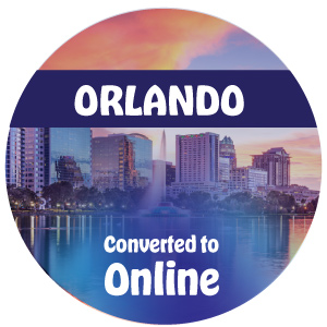 CobbleStone's in-person group training in Orlando has been moved online.