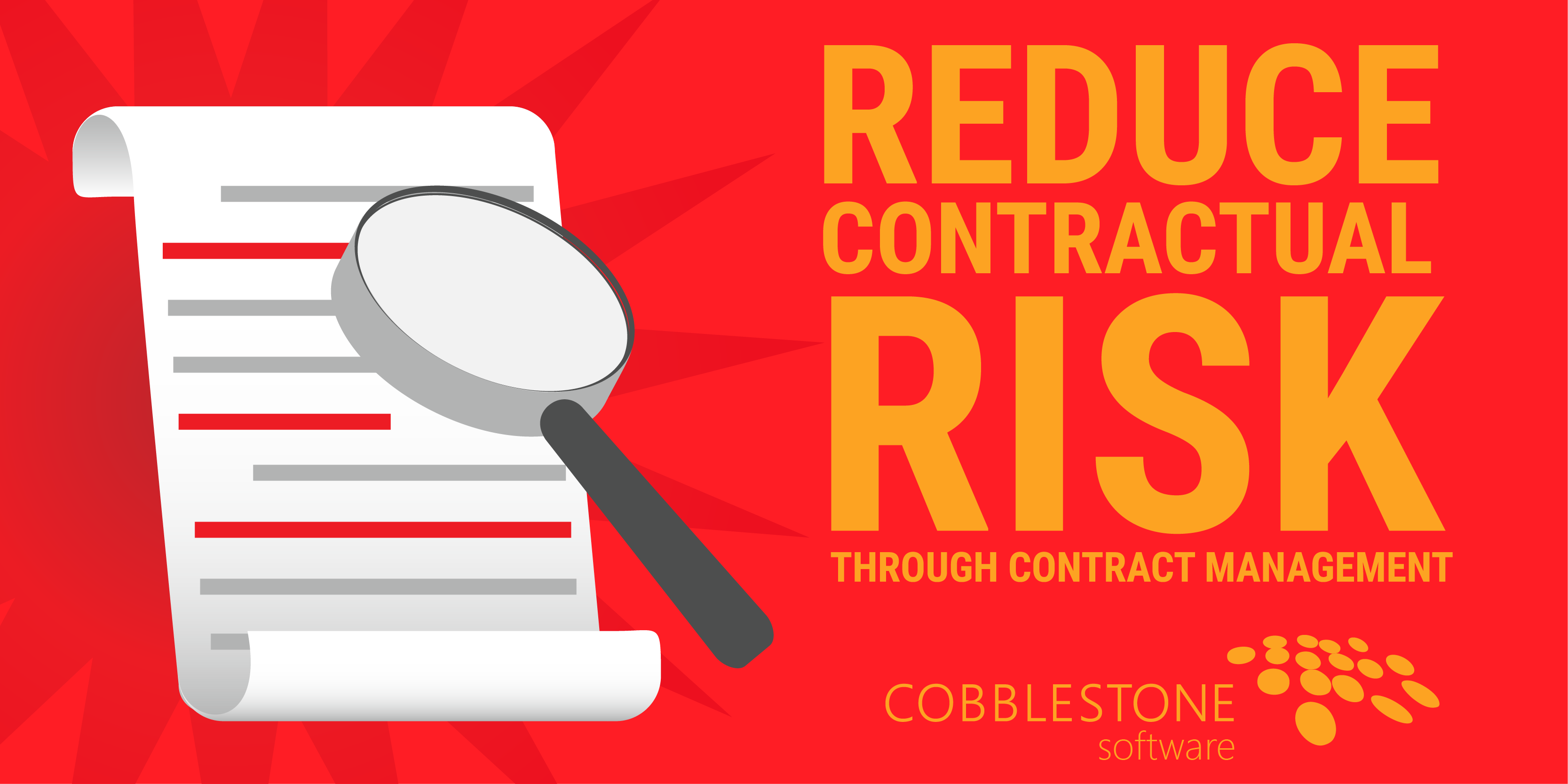 Reduce Contractual Risk Through Contract Management