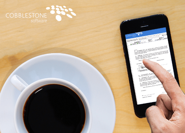 Electronic Signatures for Contract Management