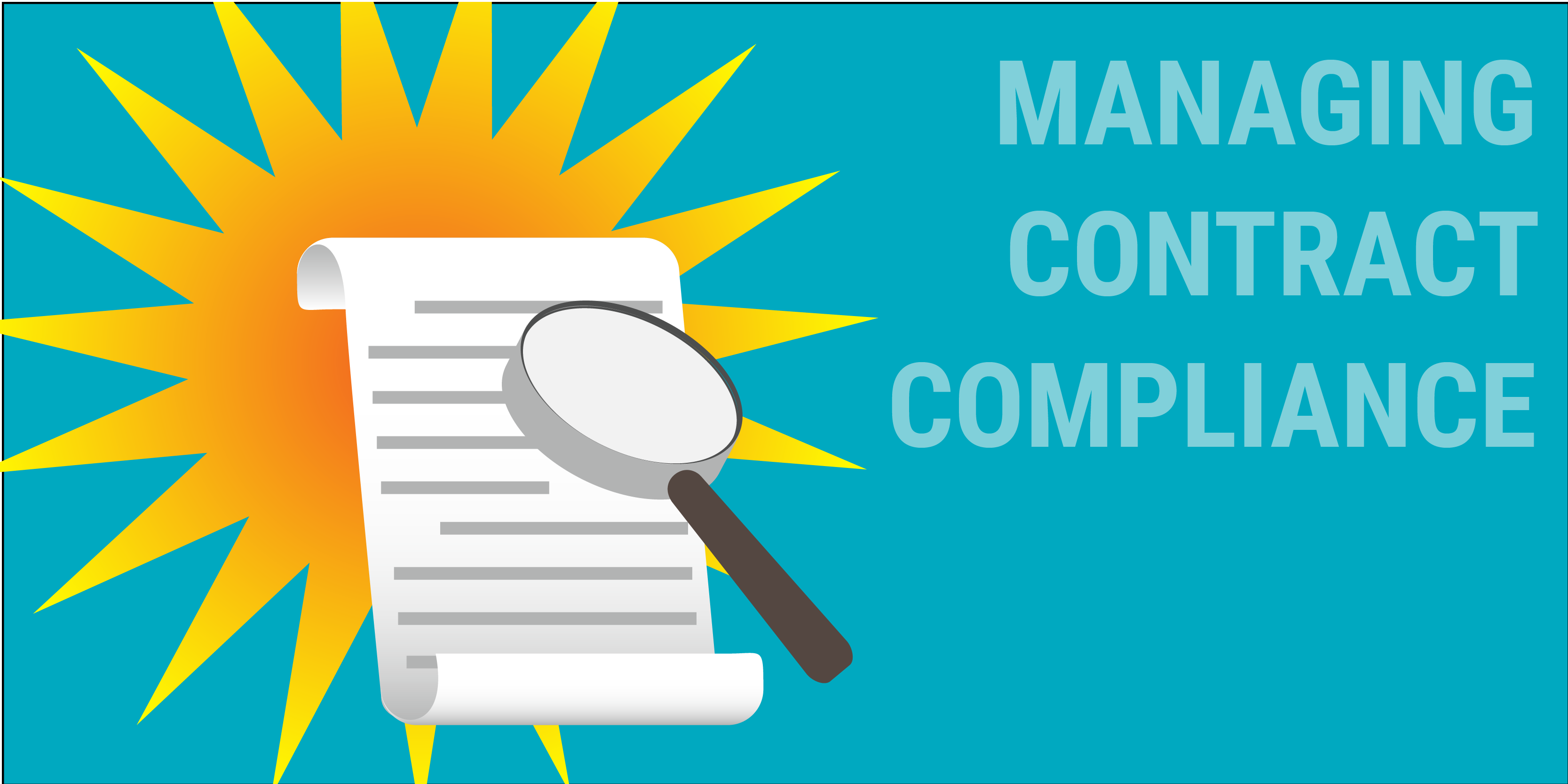 Managing Contract Compliance