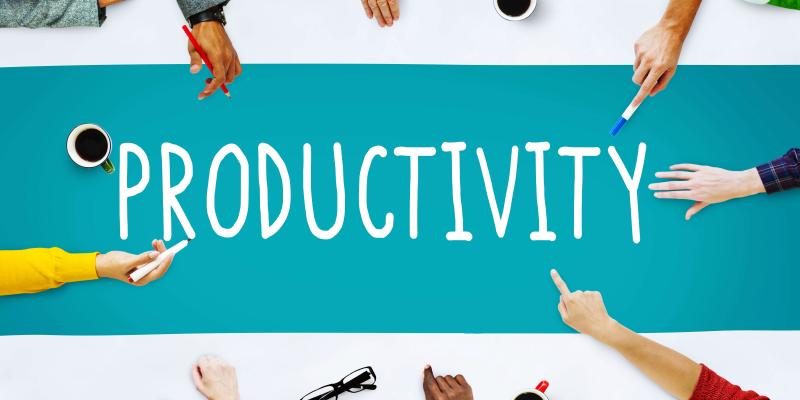 Maximize procurement productivity
