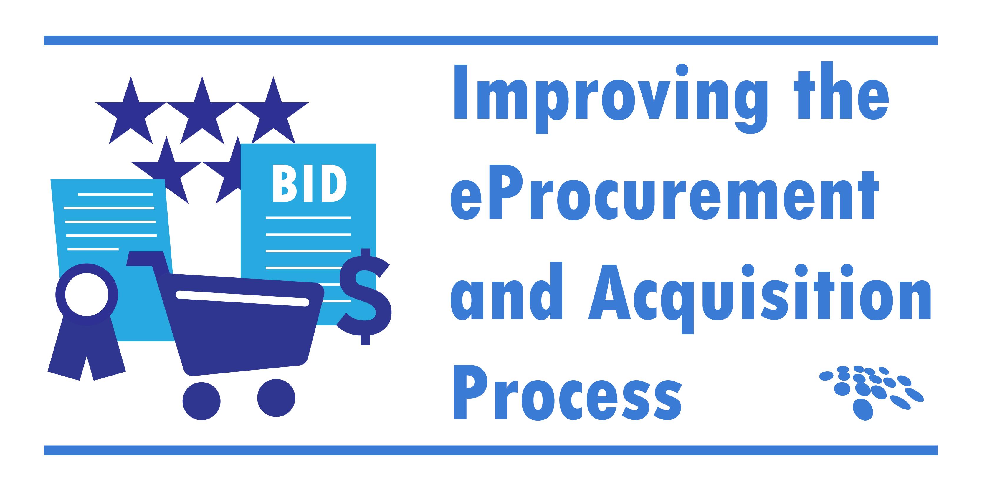 eProcurement and Acquisition Process