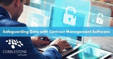 CobbleStone Software can help safeguard data.