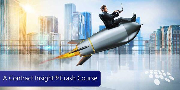 CobbleStone Software presents a Contract Insight crash course.