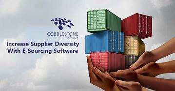 CobbleStone-Software-E-Sourcing-Supplier-Diversity