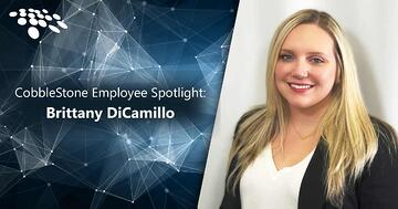 CobbleStone Software features Senior Account Manager, Brittany DiCamillo.
