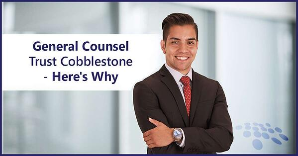 CobbleStone Software provides trusted legal contract management software for General Counsel.