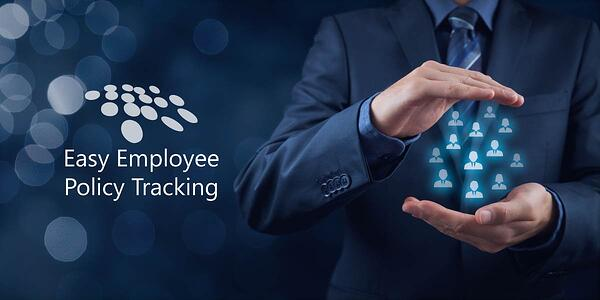 CobbleStone Software simplifies employee policy tracking.