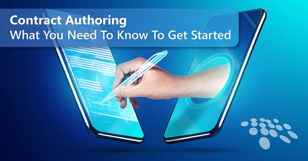 CobbleStone Software defines contract authoring and explains what is needed to get started.