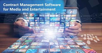 CobbleStone Software showcases how the media and entertainment industries can streamline their CLM processes with contract management software.