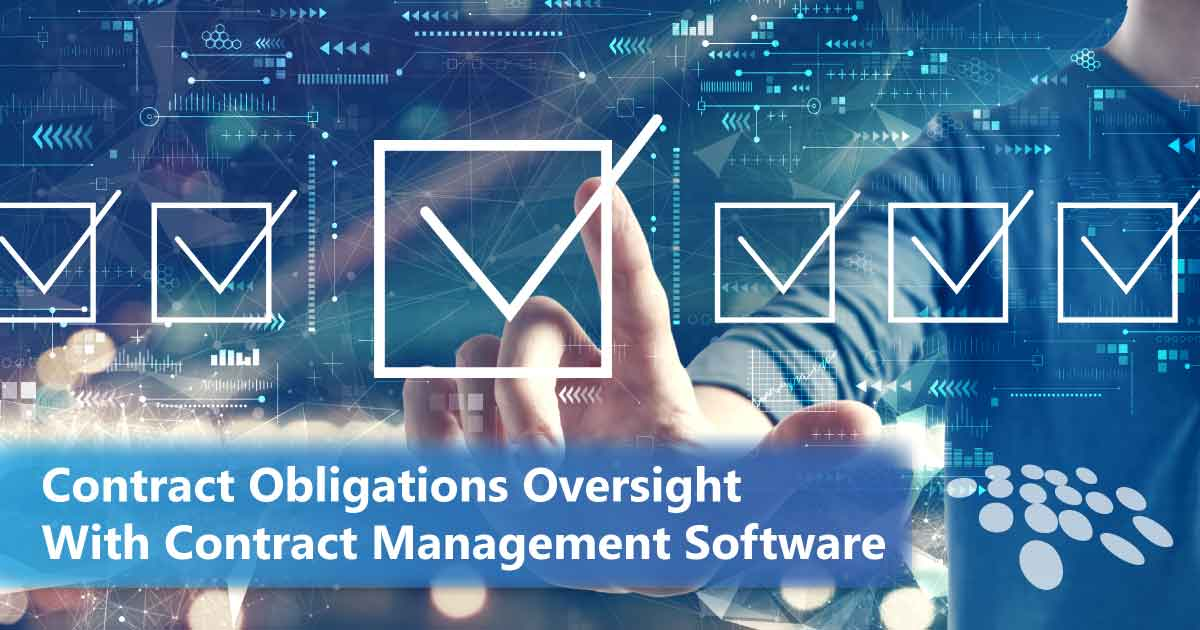 CobbleStone Software explains how to maximize contract obligations oversight with contract management software.