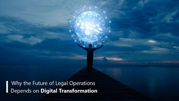 CobbleStone Software explains digital transformation and its effects on legal operations.