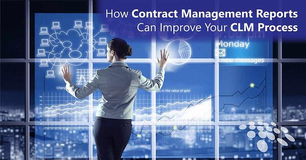 CobbleStone Software explains how contract management reports can improve CLM processes.