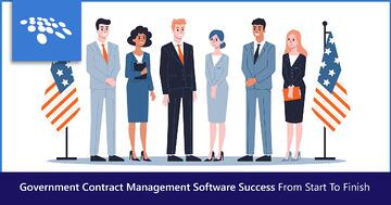 CobbleStone Software showcases key CLM software features for government contract management software success from start to finish.