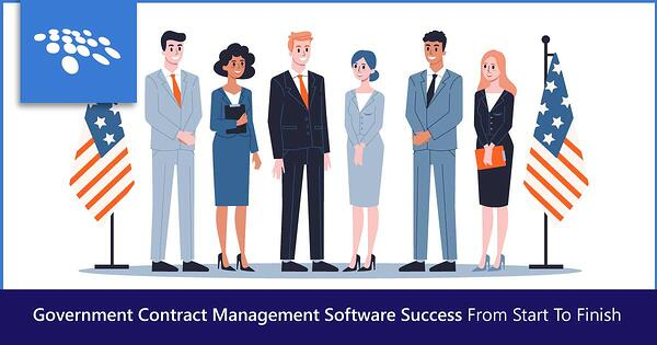 CobbleStone Software offers government contract management software success from start to finish.