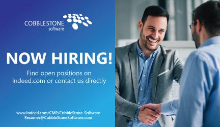 CobbleStone Software-Now-Hiring