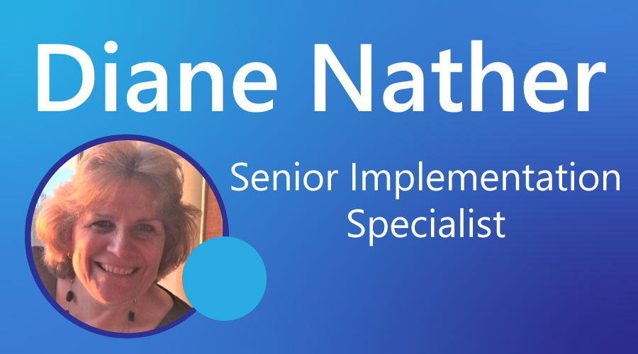 CobbleStone Software presents Diane Nather in its Employee Excellence Awards recipient showcase.