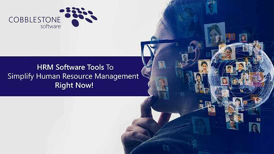 CobbleStone Software presents HRM software tools to simplify human resource management.