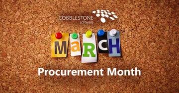 CobbleStone Software offers leading-edge procurement solutions.