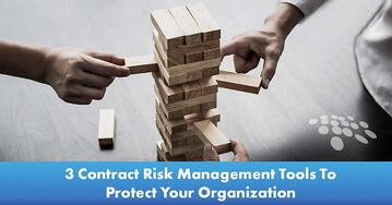 CobbleStone Software showcases three contract risk management tools to protect your organization.