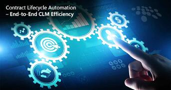 CobbleStone Software offers a guide for maximizing contract lifecycle automation for end-to-end CLM efficiency.